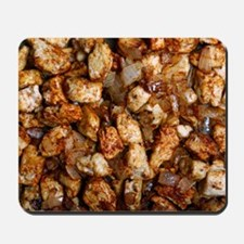 Fried quorn Mousepad