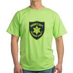 Coconino County Sheriff Green T-Shirt