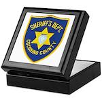 Coconino County Sheriff Keepsake Box