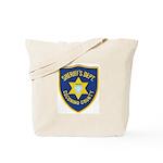 Coconino County Sheriff Tote Bag