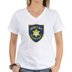 Coconino County Sheriff Women's V-Neck T-Shirt