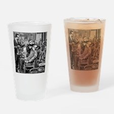 Dental surgery, 19th century Drinking Glass