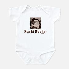 Rashi Rocks Onesie