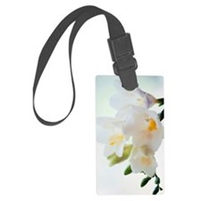 Freesia sp Luggage Tag