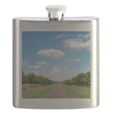 Cumulus clouds Flask