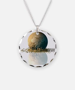 Crumbling Earth Necklace