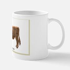 Cuts of beef Mug
