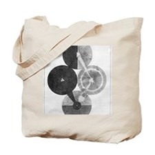Fludd's account of creation Tote Bag