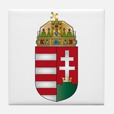 Hungary Tile Coaster