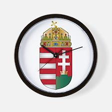 Hungary Wall Clock