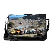 Jerome, AZ Messenger Bag