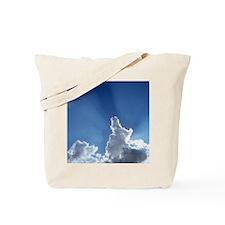 Cumulus clouds Tote Bag