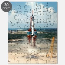 First US manned space flight, 1961 Puzzle