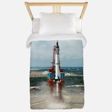 First US manned space flight, 1961 Twin Duvet