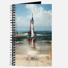 First US manned space flight, 1961 Journal