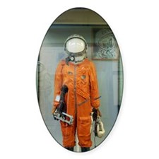 First Russian spacesuit Decal
