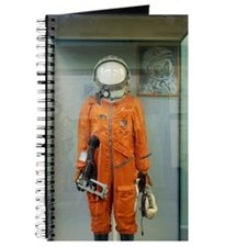 First Russian spacesuit Journal