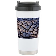 Cracked earth Travel Mug