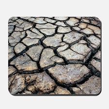 Cracked earth Mousepad