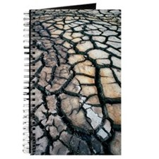 Cracked earth Journal