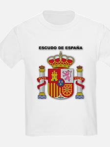Escudo de España Kids T-Shirt