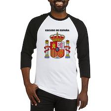 Escudo de España Baseball Jersey