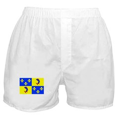 Dauphine Boxer Shorts