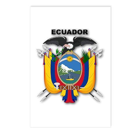Ecuador Postcards (Package of 8)