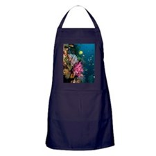 Coral reef, Indonesia Apron (dark)