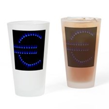 Cost of gas, conceptual image Drinking Glass