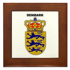 Denmark Framed Tile