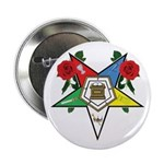 OES Roses for sisters Button