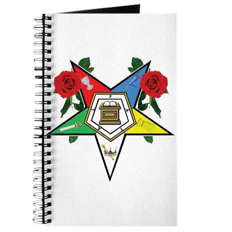 OES Roses for sisters Journal