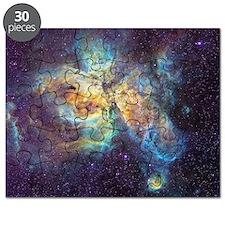 Eta Carinae Nebula Puzzle
