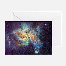 Eta Carinae Nebula Greeting Card