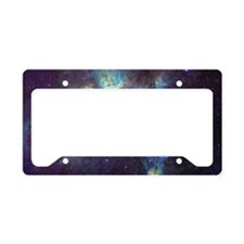 Eta Carinae Nebula License Plate Holder