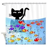 Cats Shower Curtains