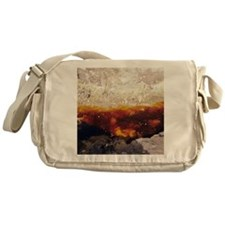 Copper mine pollution Messenger Bag