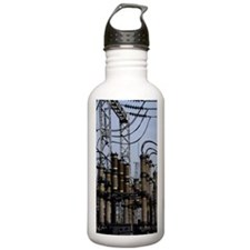 Electricity substation Sports Water Bottle