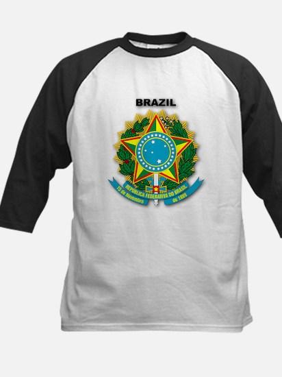Brazil Kids Baseball Jersey