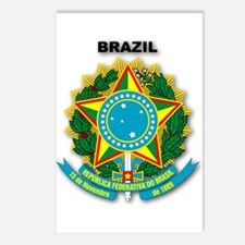 Brazil Postcards (Package of 8)