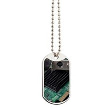 Electronic waste Dog Tags