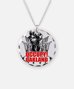 Occupy Oakland Necklace
