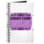 Rubber Stamp Artist Journal