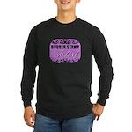 Rubber Stamp Artist Long Sleeve Dark T-Shirt