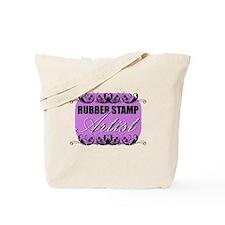 Rubber Stamp Artist Tote Bag