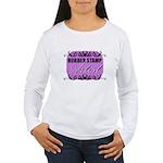 Rubber Stamp Artist Women's Long Sleeve T-Shirt