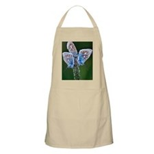 Common Blue Butterflies Apron
