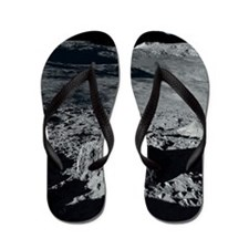Earth from the Moon, artwork Flip Flops
