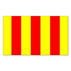 Foix Rectangle Decal